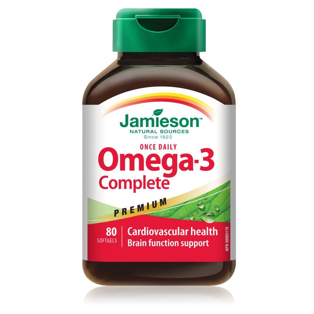 کپسول Omega-3